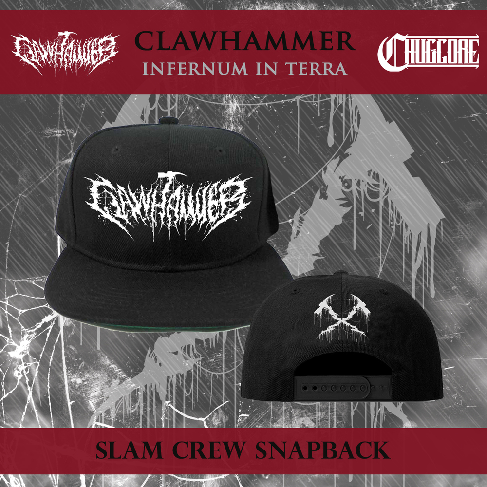 Clawhammer - Slam Crew Snapback · Chugcore · Online Store Powered by  Storenvy c88a325ecd7