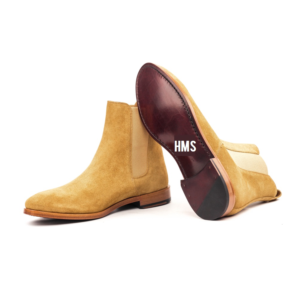 e96f5c239 THE WHISKEY CLASSIC CHELSEA BOOTS for Men on Storenvy