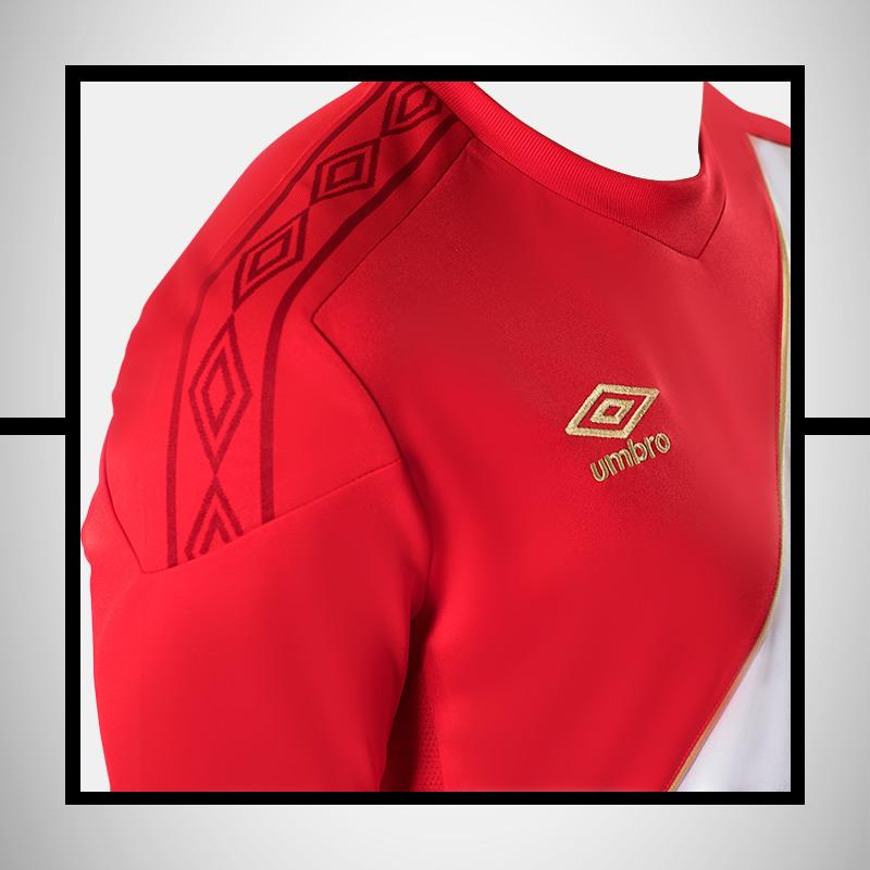 7fe6cc5e173 2018 World Cup Peru Away Jersey · Yao s Soccer Kit Store · Online ...