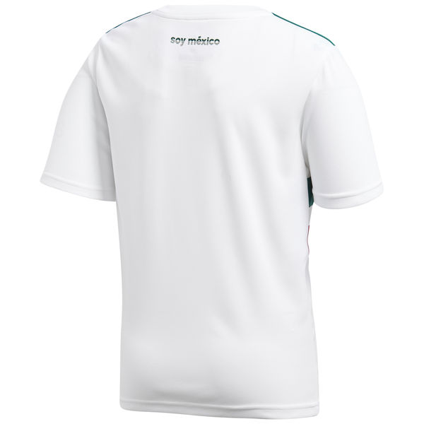 bdf4cdee85b Mexico 2018 World Cup Away Soccer Jersey · Yao s Soccer Kit Store ...