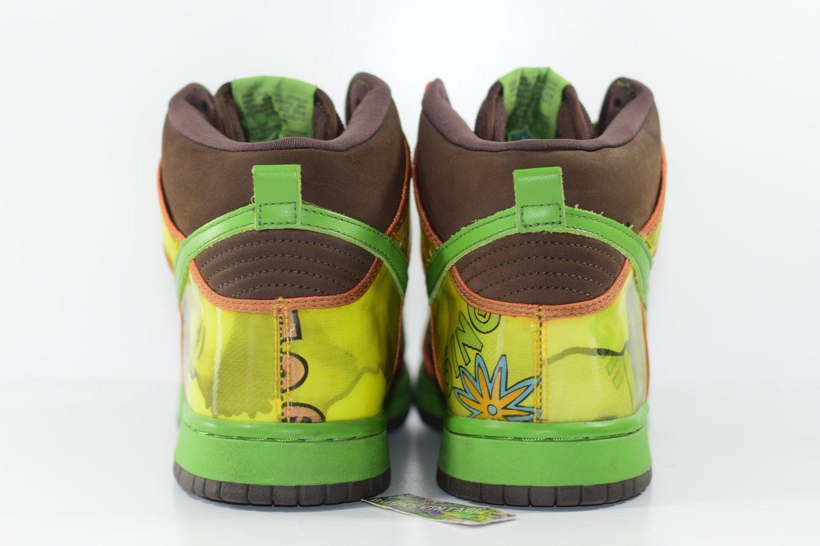 reputable site ec60a c5949 Size 10 | 2005 Nike Dunk Sb Hi