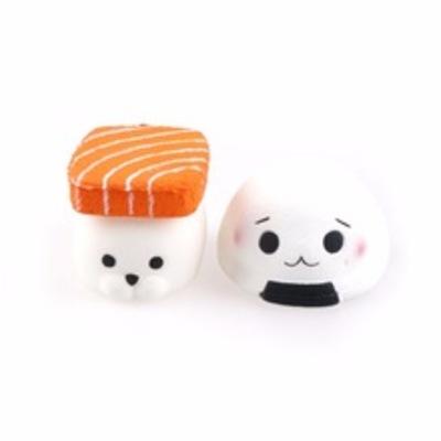 Chocolate Cake Scented Squishy Emoji