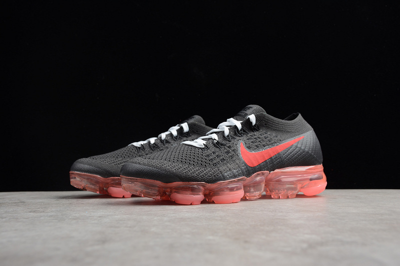 c683eaca274d ... Nike Lab Air VaporMax Flyknit Wn s Running Shoes Black Red AA3859-016 -  Thumbnail