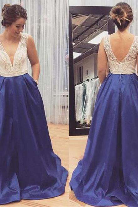 3137b67cb8 Custom Charming Prom Dress
