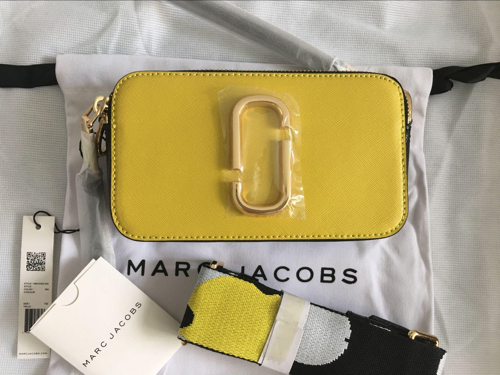 2240c0ffb Marc Jacobs Snapshot Small Camera Bag Crossbody Bag Sunshine Multi Auth on  Storenvy
