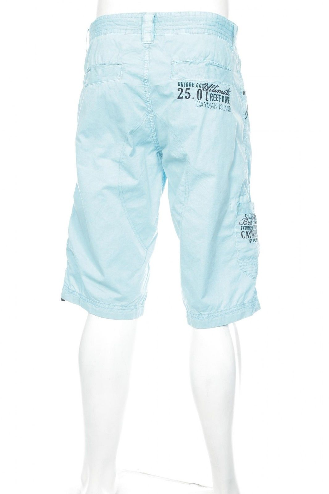 neueste Kollektion wie kauft man echte Schuhe Camp David Herren Pants Short Bermudas Blue sold by xperience