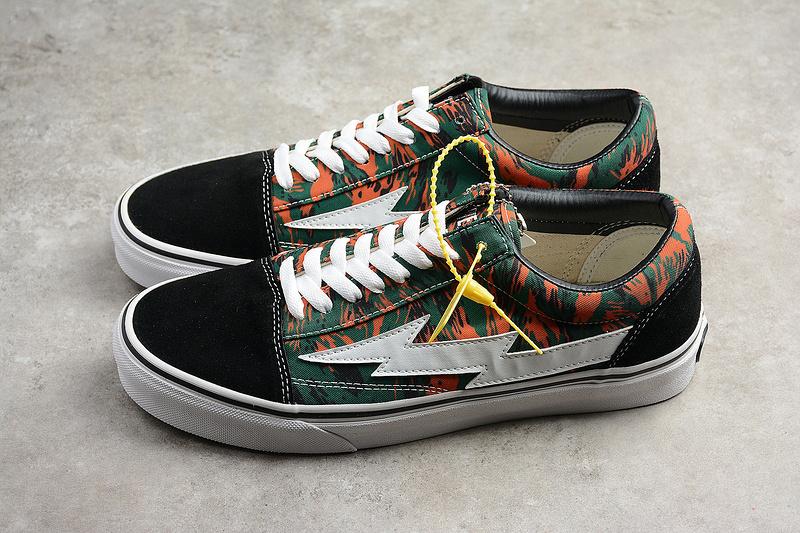 dba8d35ab49672 VANS Revenge X Storm Old Skool Canvas Designer Shoes on Storenvy