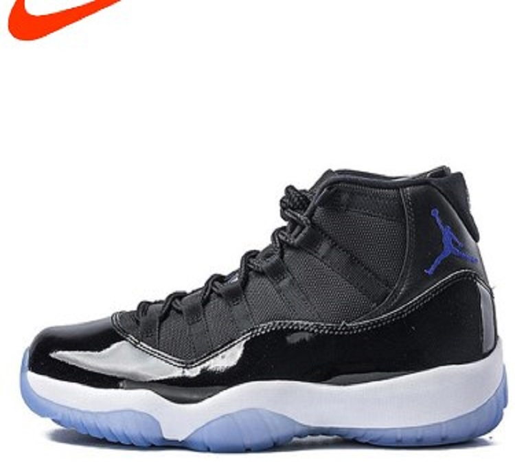 huge selection of 08427 b919b Nike Air Jordan 11 XI Retro Space Jam Concord 378037-003 - Thumbnail ...
