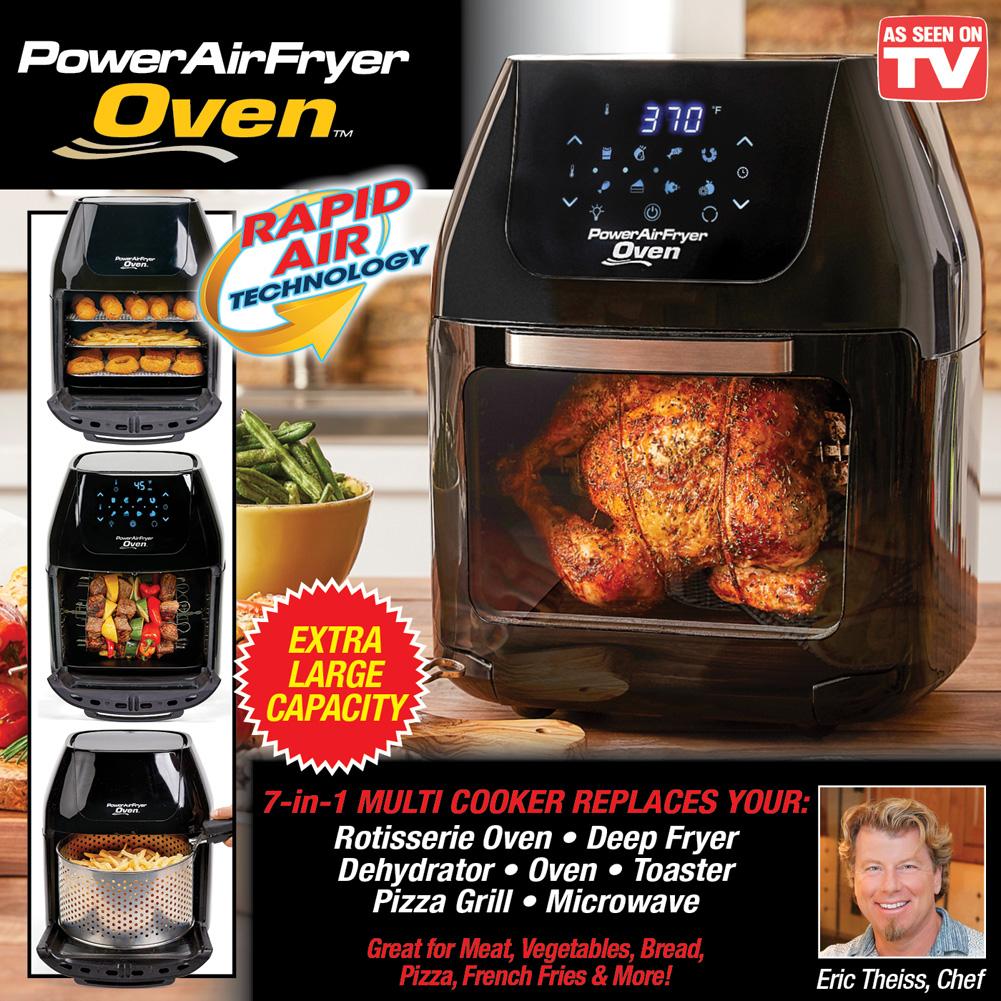 Power Air Fryer Oven Multi Cooker On Storenvy