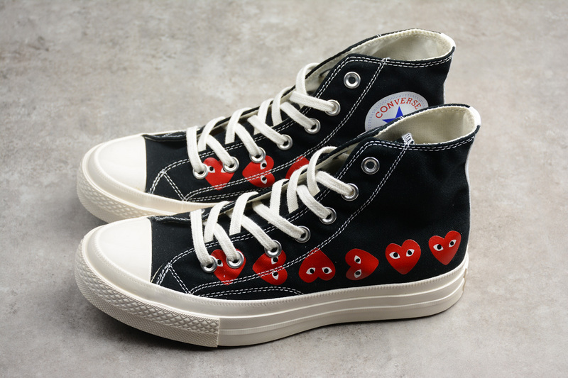 c3dc0988fbe Converse CDG x Converse Chuck Taylor 70s Hi∕OX 18SS High shoes on Storenvy