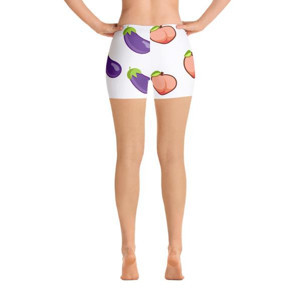 d647f9901b593 Peache Eggplant Shorts on Storenvy