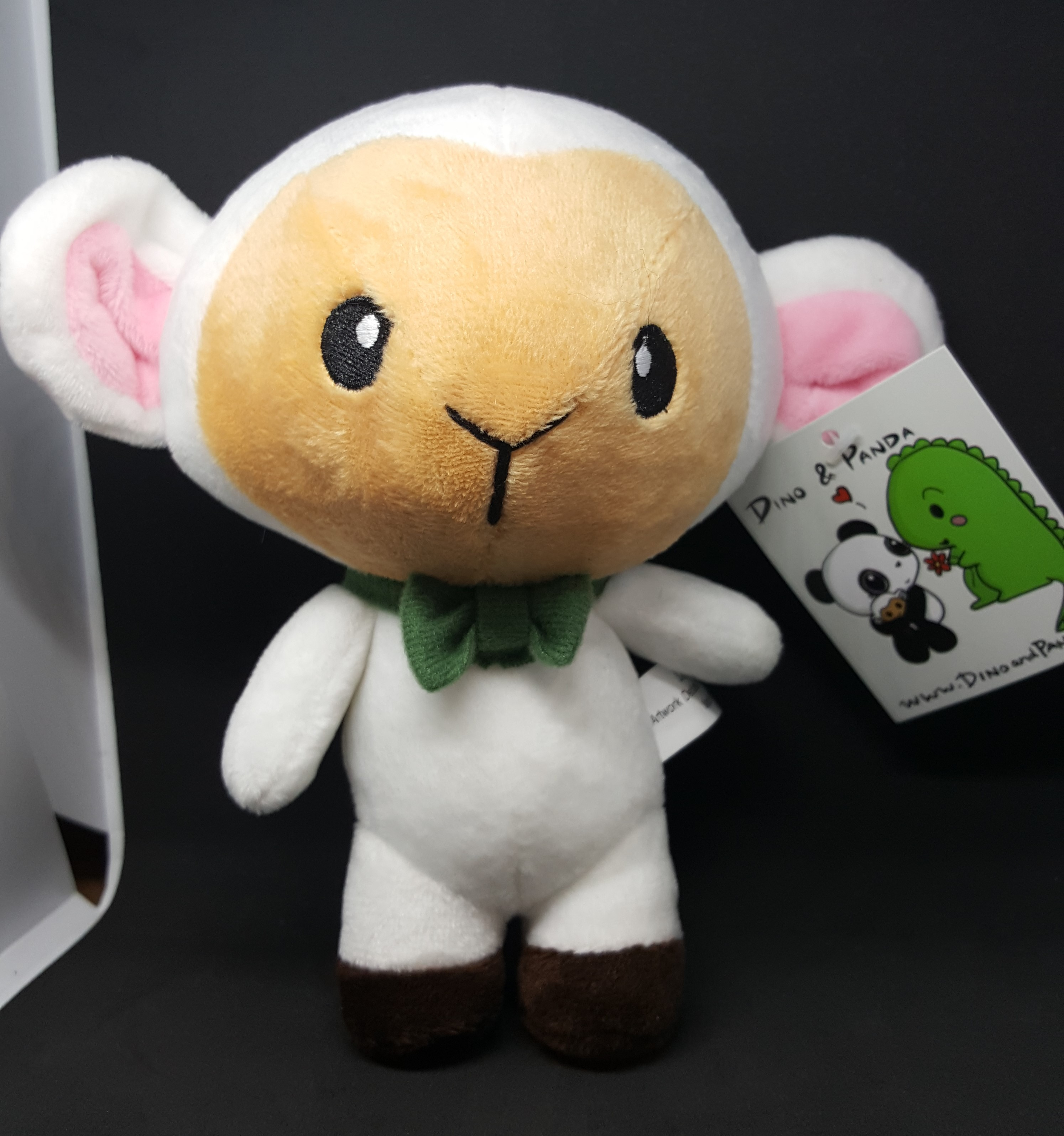 7fd29bc30241 Lambie Stuffy · Dino & Panda Inc · Online Store Powered by Storenvy