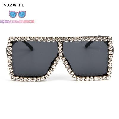 4b4447b92e24 Women's trendy star sunglasses, women's oversize trendy sunglasses summer  eyewear
