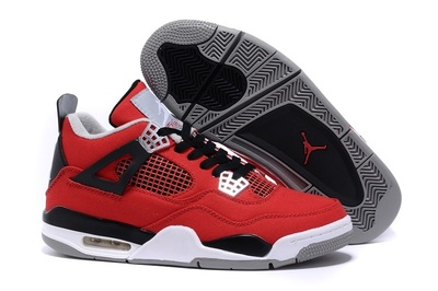 finest selection 60371 05eb4 Eminem x Carhartt x Nike Air Jordan 4 Retro Red Shoes