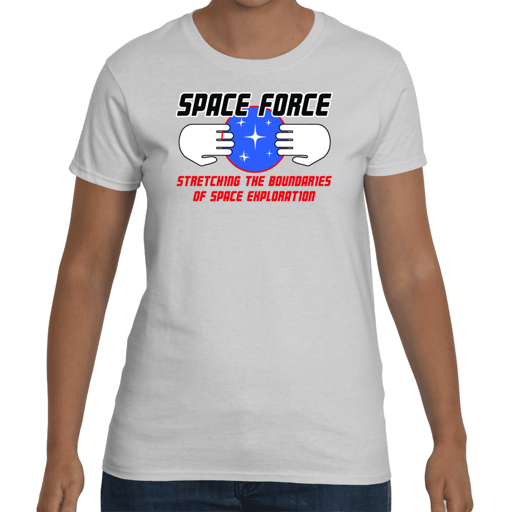c503c911 SPACE FORCE Ladies T-Shirt on Storenvy