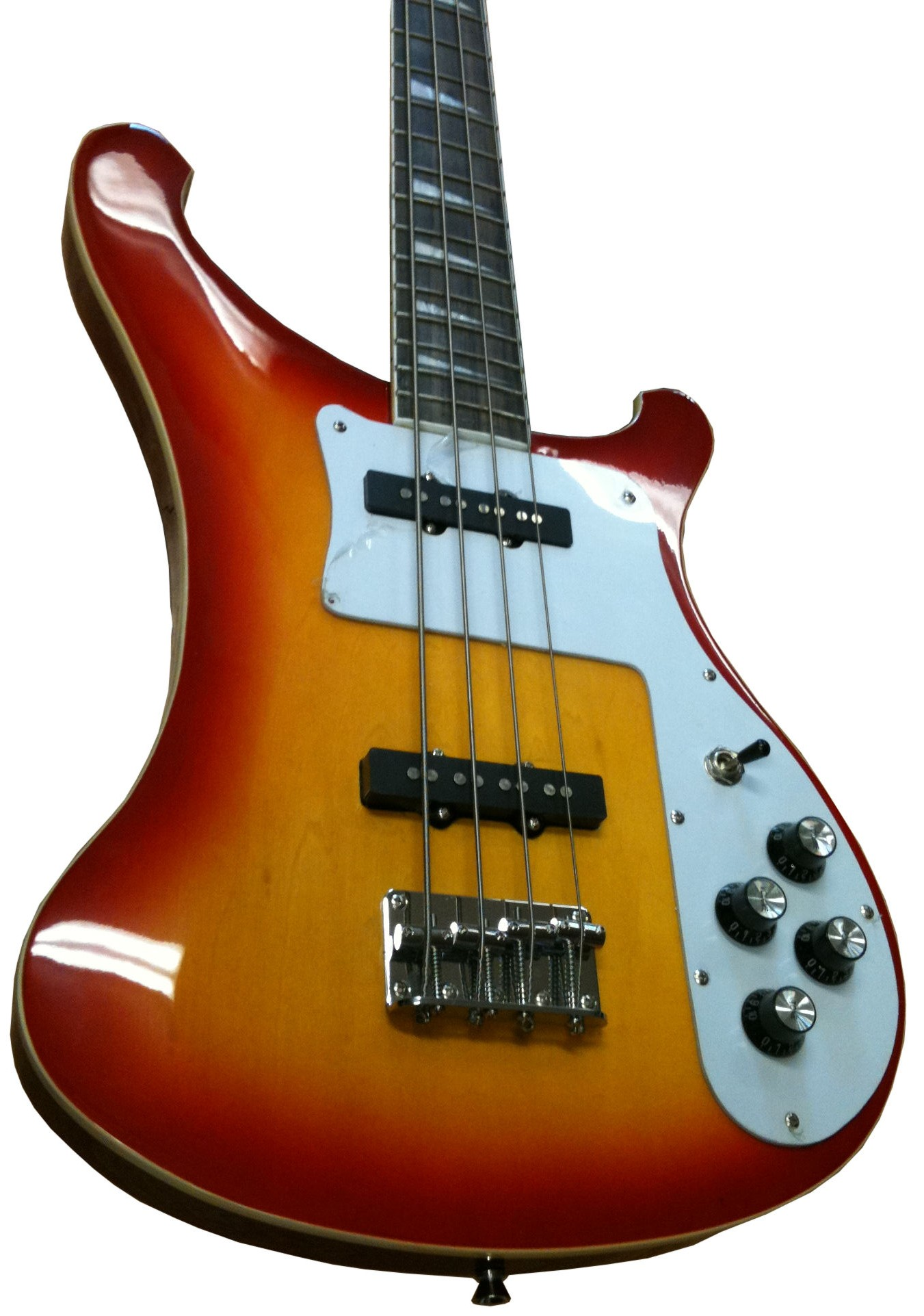 fishbone 4 string bass guitar solid body music express canada online store powered by storenvy. Black Bedroom Furniture Sets. Home Design Ideas