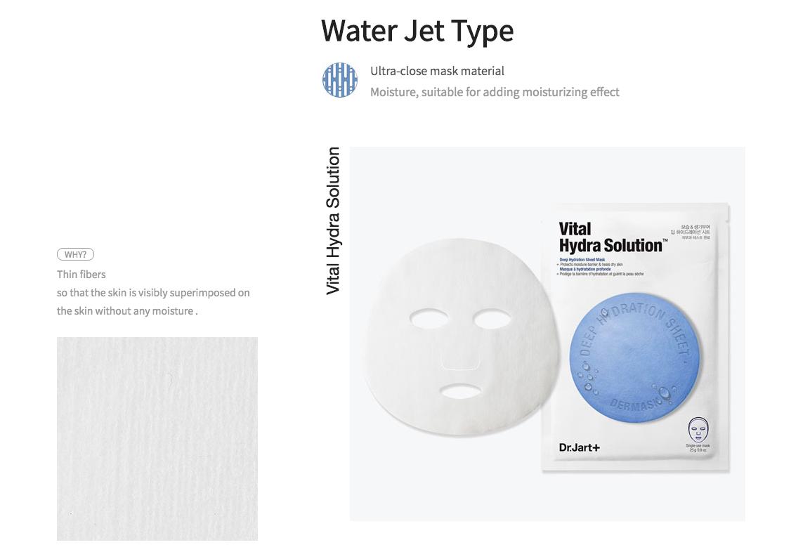 Image result for dr jart vital hydra solution mask