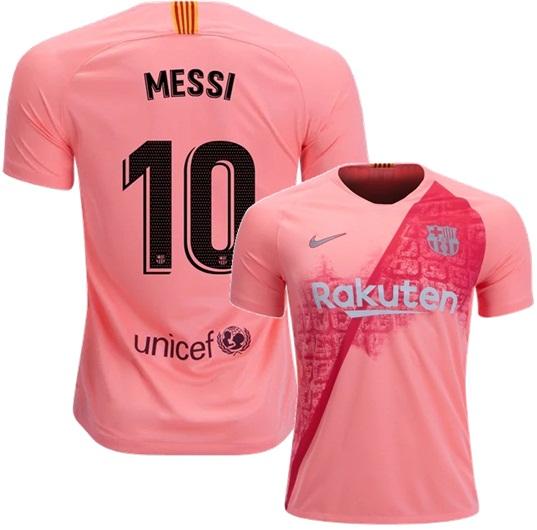 the best attitude 2eda1 4689f fc barcelona pink jersey