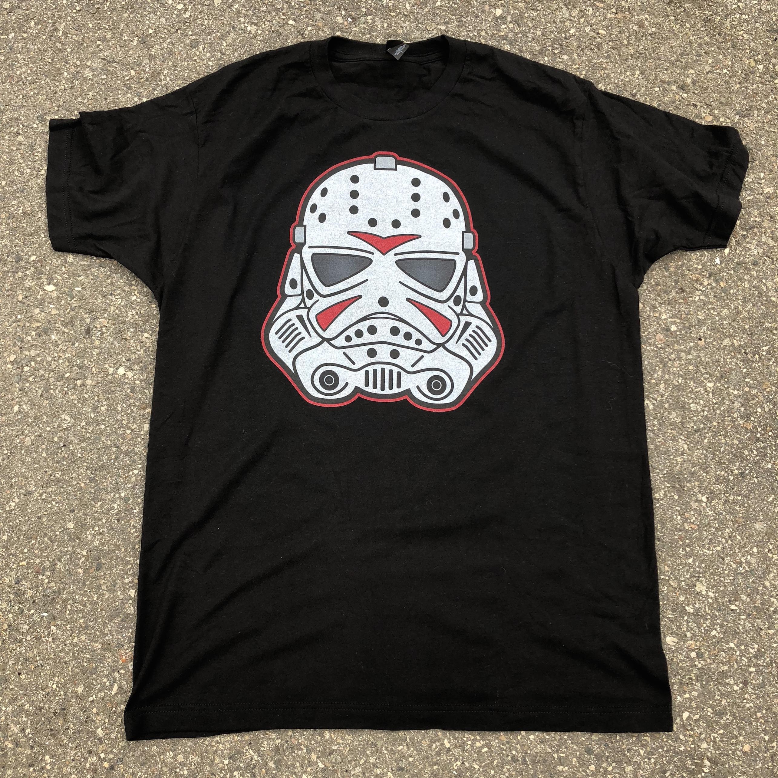 f2e53fb2 Stormtrooper Jason T-Shirt (Black) · BB-CRE.8 · Online Store Powered ...