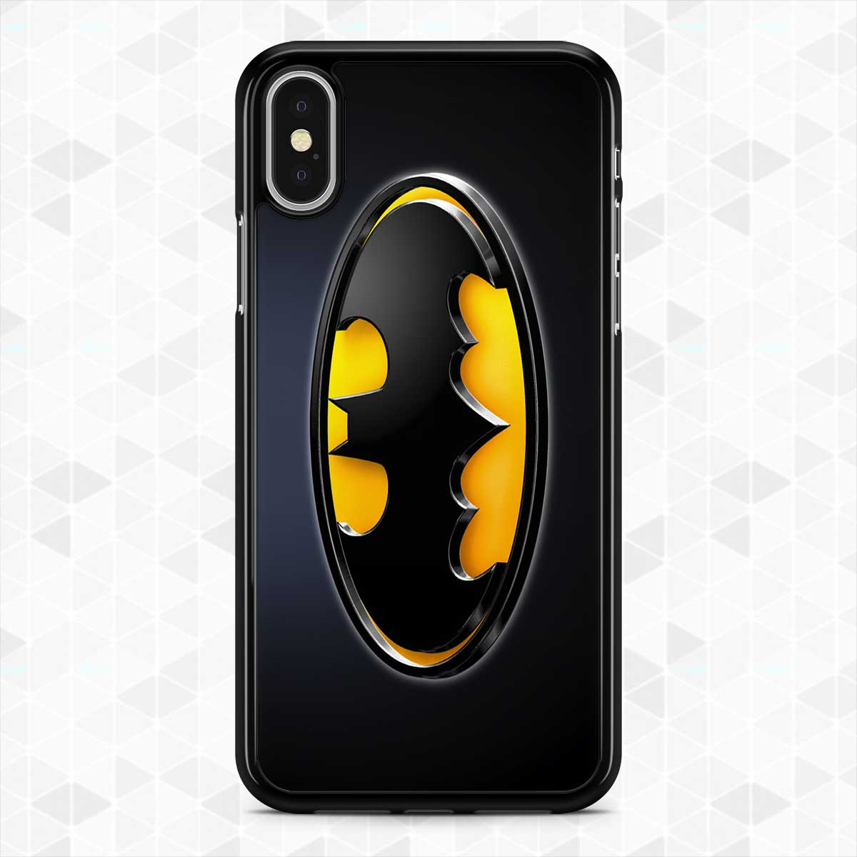 los angeles 16d81 bfc0d New!Batman!Logo79XS Phone Case iPhone XS Max X 8 Plus 7+ XR 6s+ Case  Samsung S9+ S9 S8+ S8 Note 9 8 5 Cases