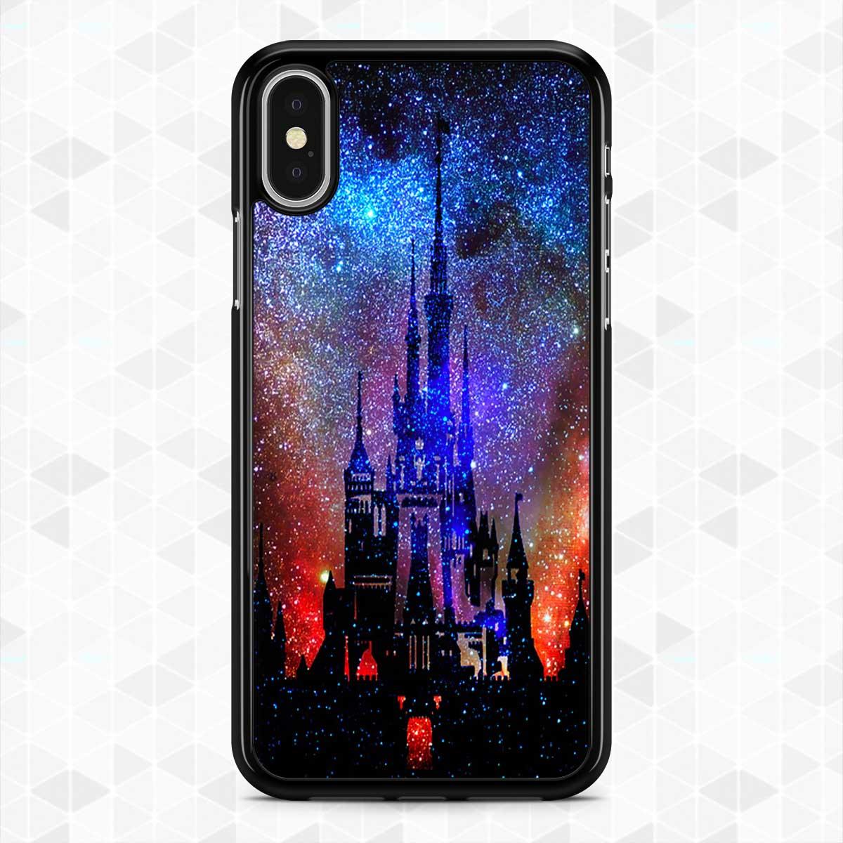 new concept dca13 2f5a4 Best!Disney!Castle7598 Phone Case iPhone XS Max X 8 Plus 7+ XR 6s+ Case  Samsung S9+ S9 S8+ S8 Note 9 8 5 Cases