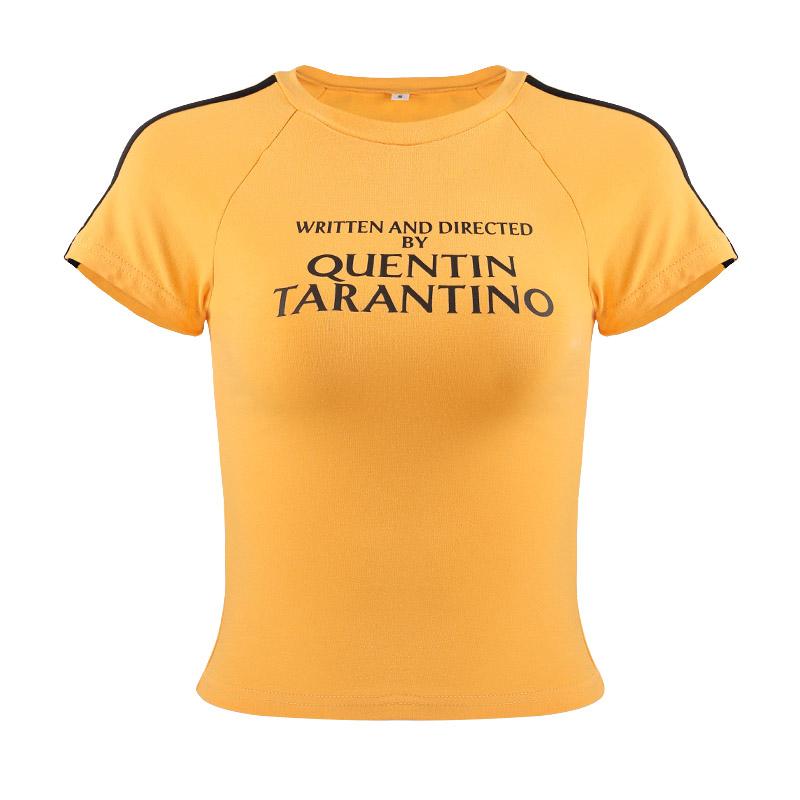 Shirt Wh147 Tarantino T Kawaii Online ClothingCamiseta Quentin 8n0OXwPk