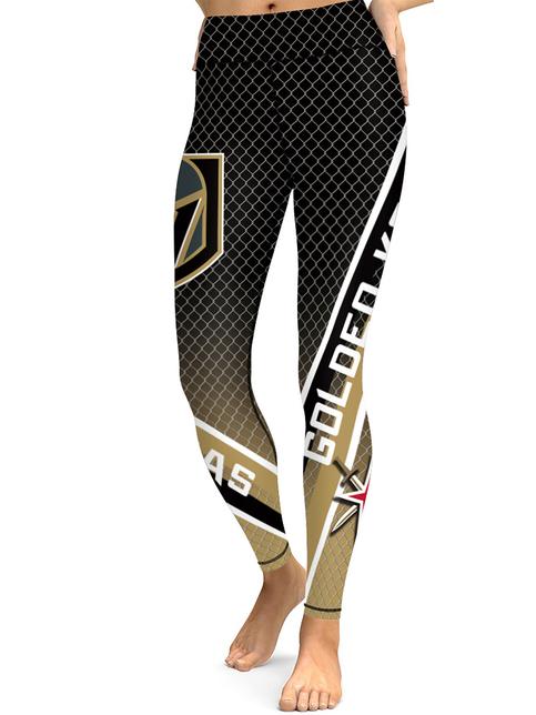 Las Vegas Golden Knights Hockey Team Workout Women Yoga