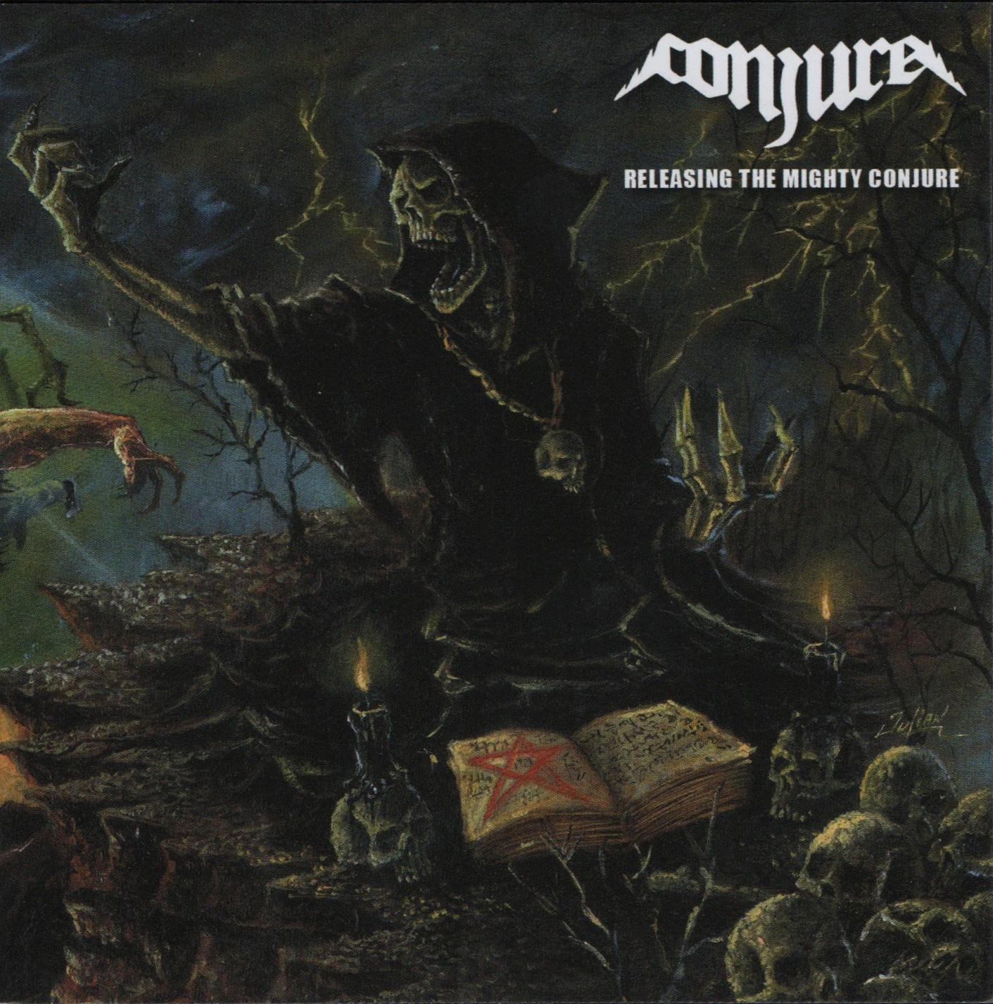 Conjure - Releasing The Mighty Conjure from Contaminated Tones