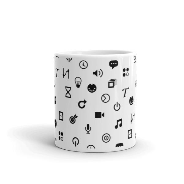 QLab Icon Mug from Figure 53