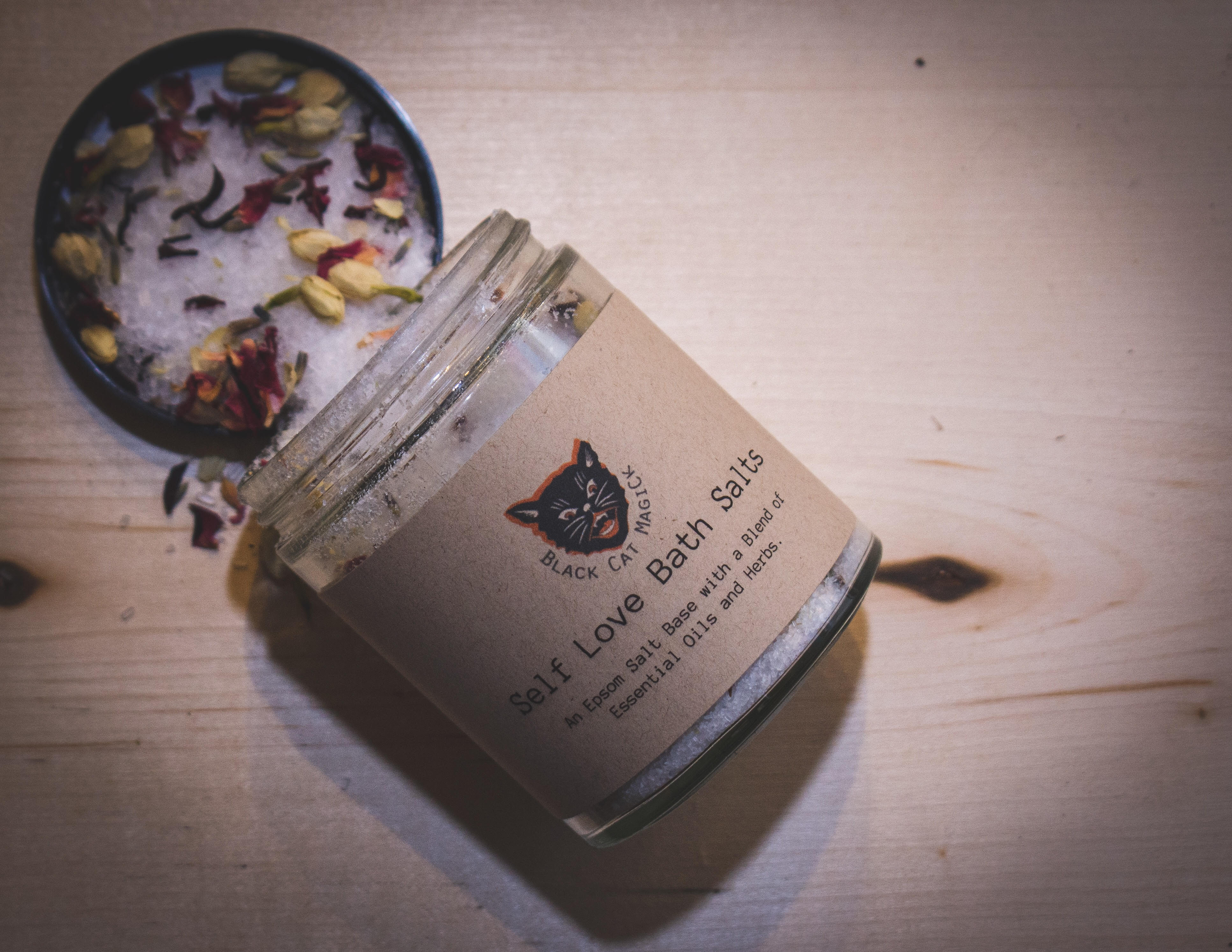 Self Love Bath Salts