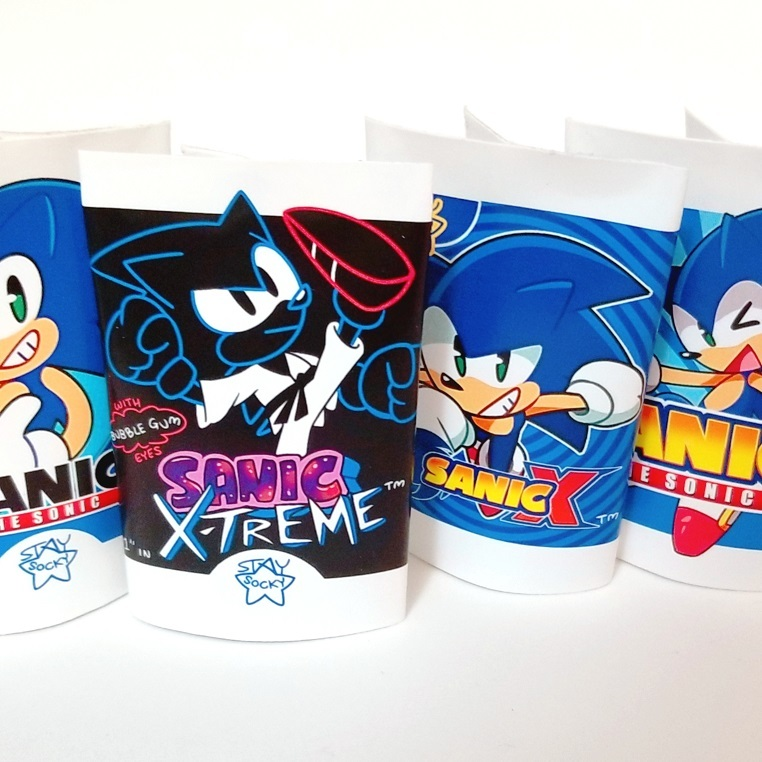 Sonic Ice Cream Wrapper Mini Wrapper Stay Shoppy Online Store Powered By Storenvy