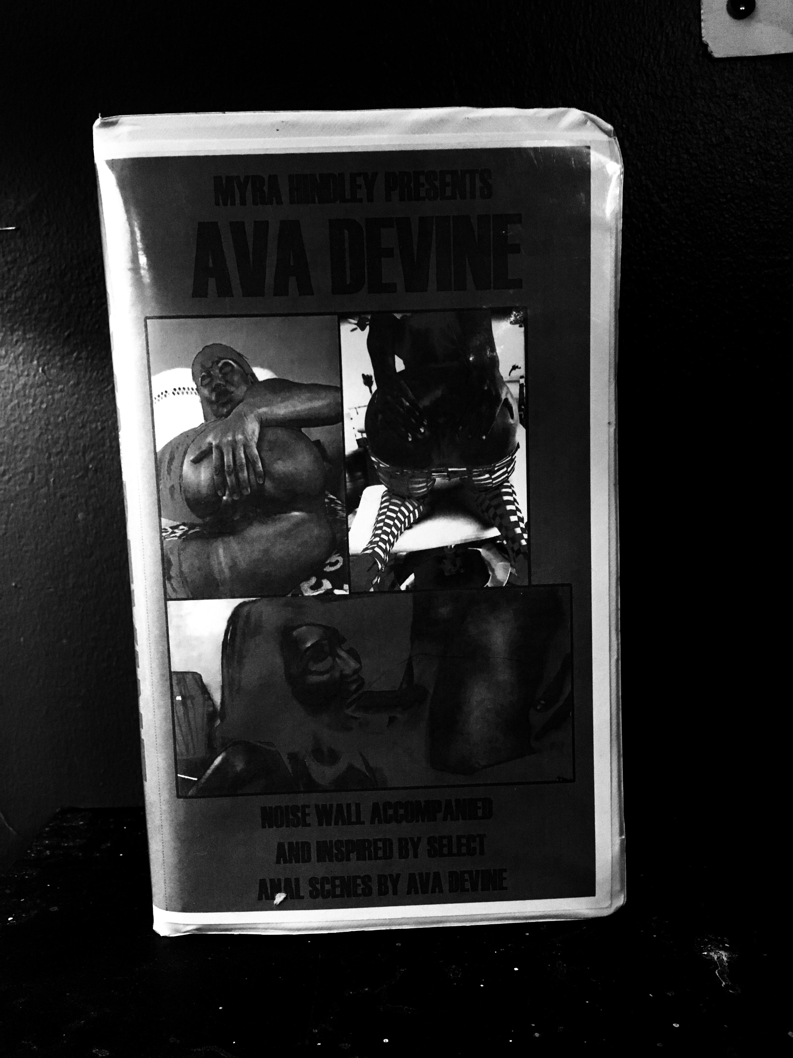 Ava Devine myra hindley presents - ava devine [vhs] soldhypodermic apothecray