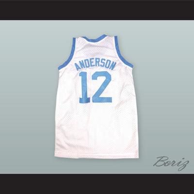 ... basketball jersey - Thumbnail 1. Kenny Anderson 12 Archbishop Molloy Basketball  Jersey.  45.99 · Karl malone 11 super lakers basketball jersey shaq ... 5ccb671ef