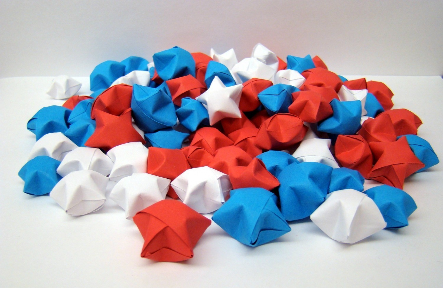 Your Color Selection - 100 Origami Lucky Stars · Origami ... - photo#16