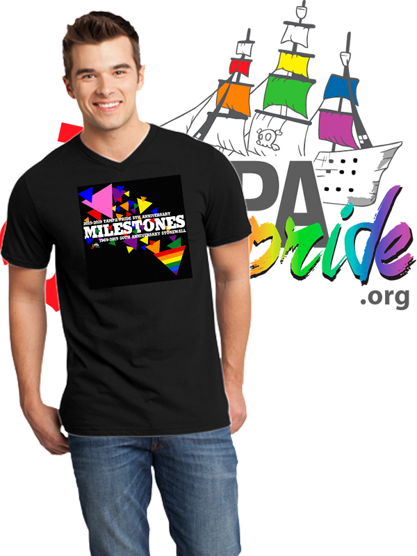 d7c78cd7f1a568 Tampa Pride 5th Anniversary Official Tank Top · We the People ...