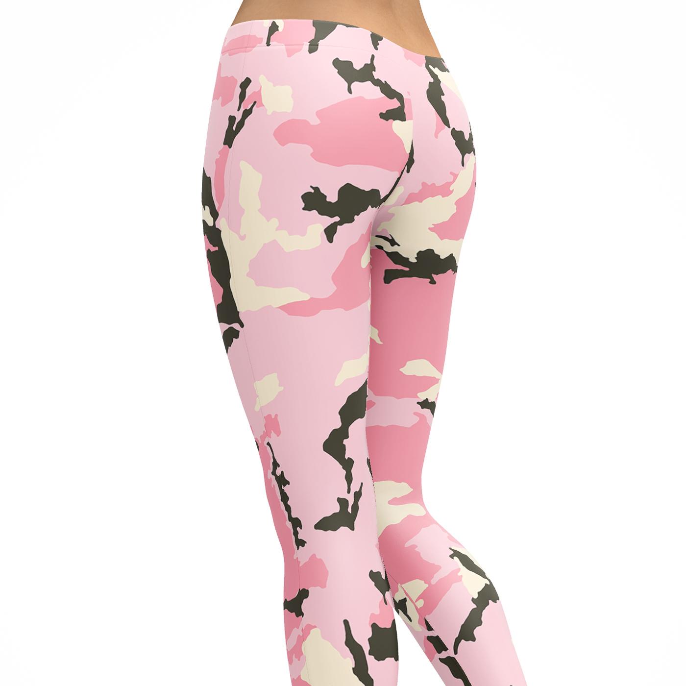 dcd5a75643b17 Premium Women's Leggings Multicam Camouflage Leggings Camo Leggings ...