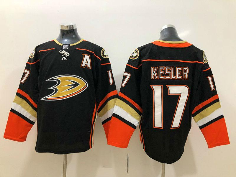 544f66ef0 2019 Mens Anaheim Ducks  17 Ryan Kesler Authentic Player Jersey on Storenvy