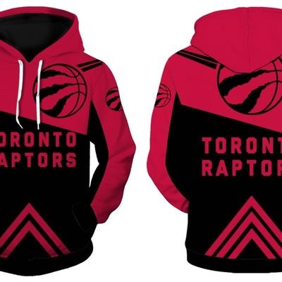 48d6da9a8 Toronto raptors hoodie nba basketball sweatshirts new season - Thumbnail 2