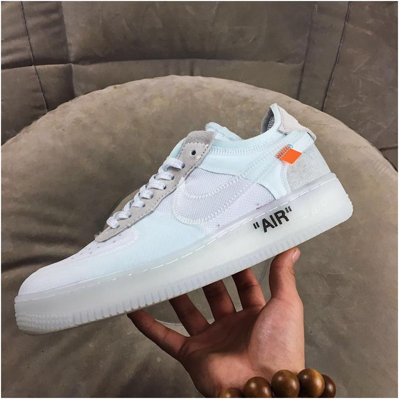 finest selection b8e23 939ef Off-White x Nike Air Force 1 Low Ghosting For Sale from BELLDRESS