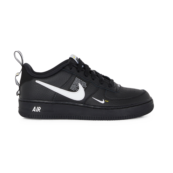 Nike Sportswear AIR FORCE 1 '07 LV8 UTILITY BLACK