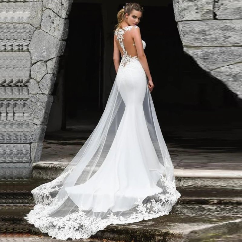 Tulle Wedding Dress Lace Boho Beach Destination Bridal Gown From Curvy Brides