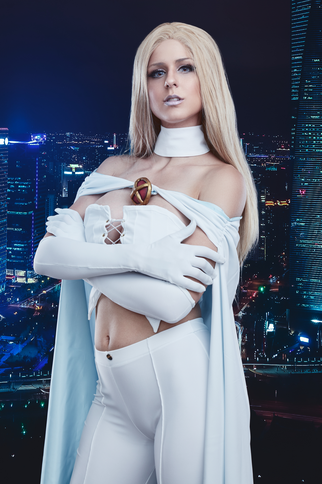 Emma Frost 4 Juby Headshot Online Store Powered By Storenvy