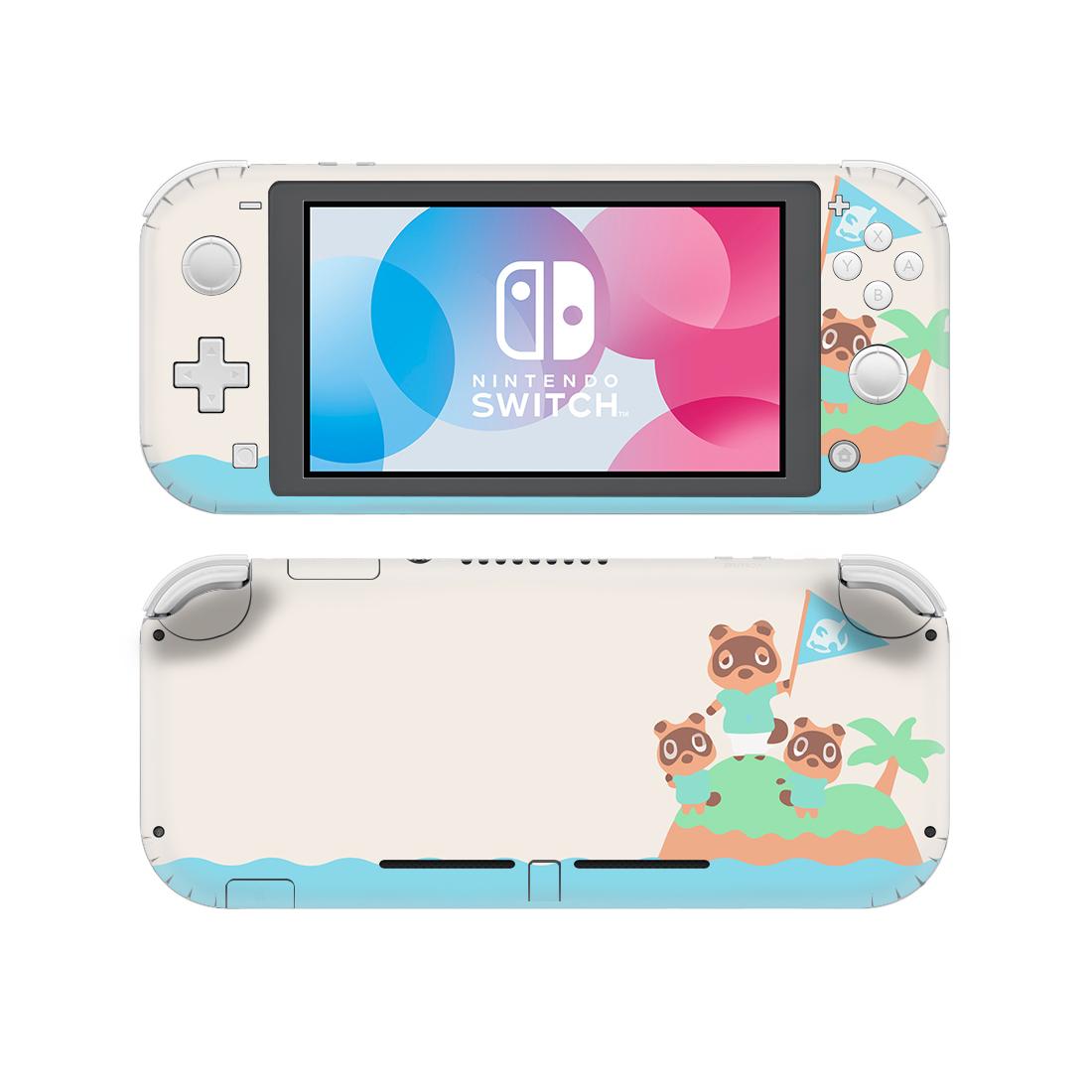 New Nintendo Switch Animal Crossing New Horizons Vinyl Skin Sold