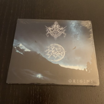 "Ah ciliz / chiral- ""origins"" split digipak cd"