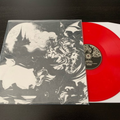 "The true werwolf- ""devil crisis"" lp"