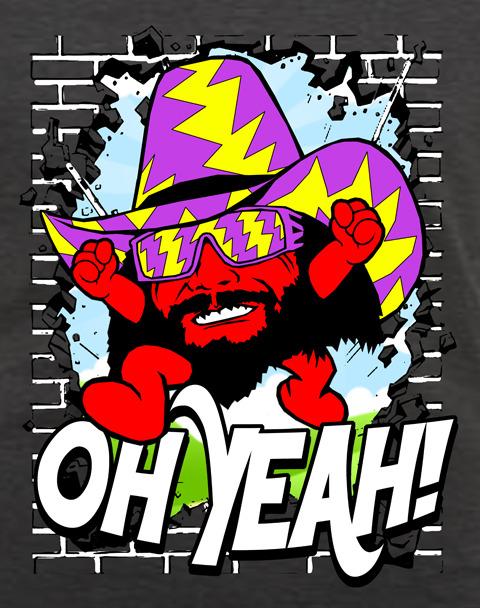 Macho Man Oh Yeah Forum Game - Ov...