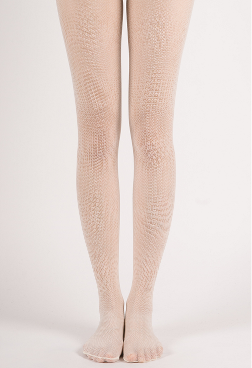 98b290c51 Micro-Mini Sheer Color Tights - White · Miss Olina · Online Store ...