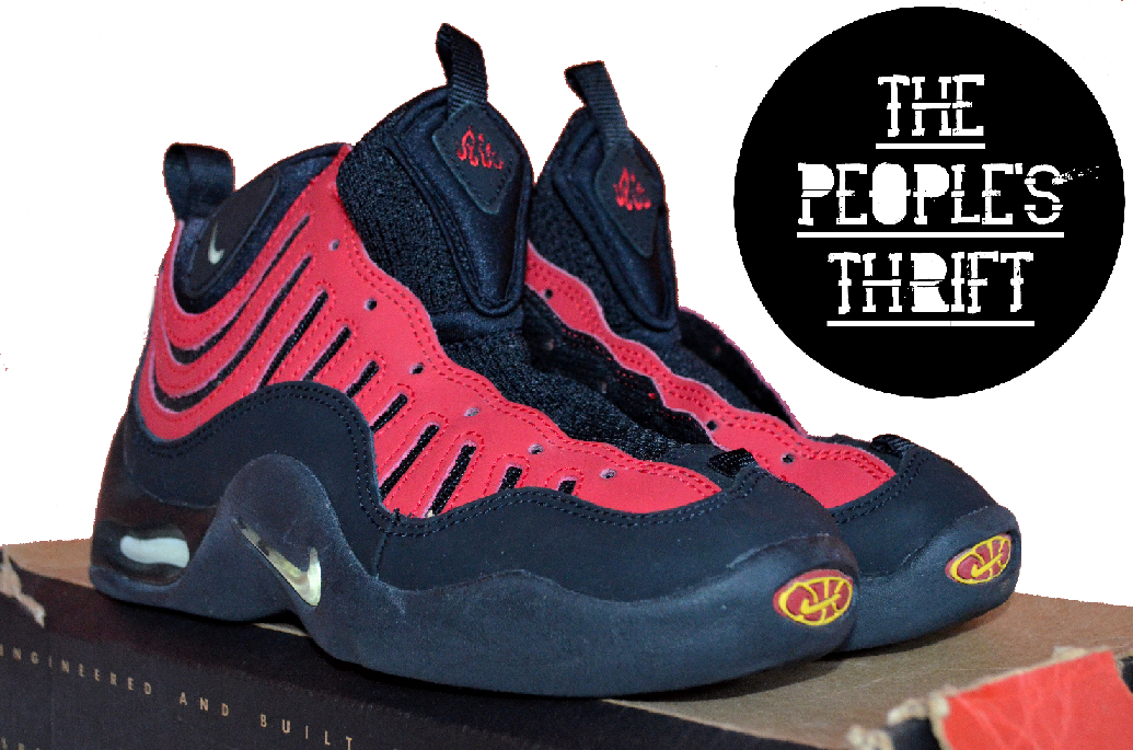 12c48c58ffac Vintage Nike Air Bakin · The People s Thrift · Online Store Powered ...